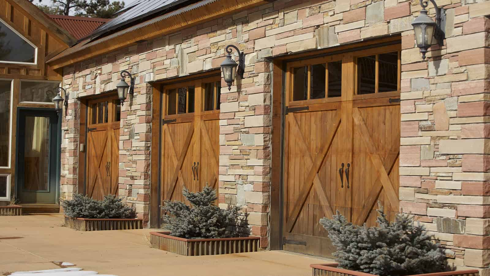 Different Garage Door Styles for Every Home