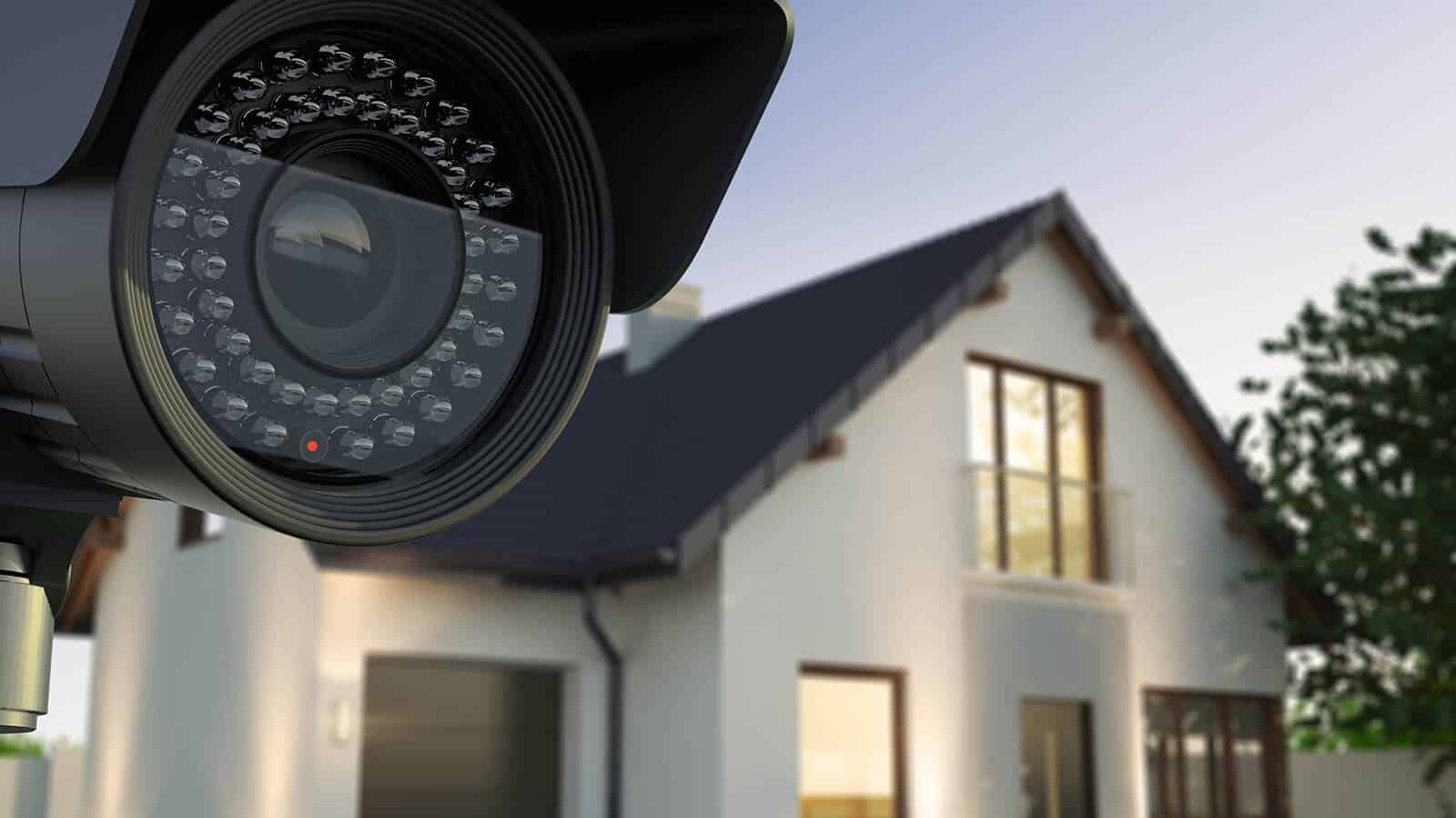 Keep your garage door and your home safe